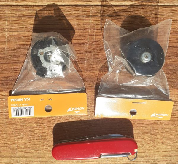 KOVEA Butane Adapter packaging