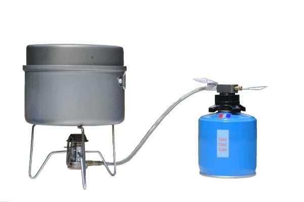 campingaz and kovea PAT adapter