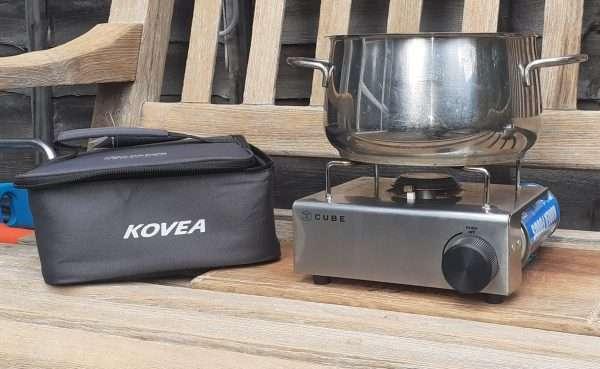 KOVEA Cube Carry Case and Pot
