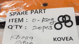 Replacement O Ring for KOVEA Spider Regulator